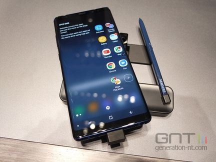 Galaxy Note 8 stylet