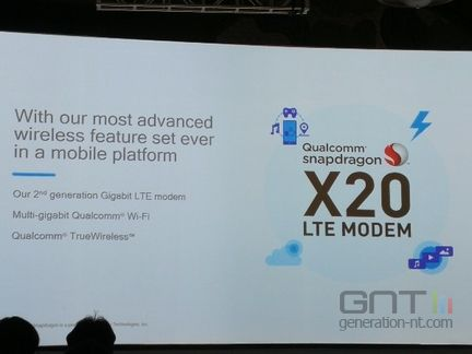 SnapDragon 845 X20 LTE