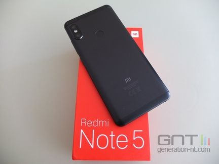Xiaomi Redmi Note 5 packaging 01