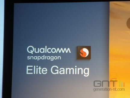 SnapDragon 855 Elite Gaming