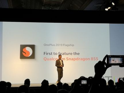 OnePlus 5G SnapDragon 855