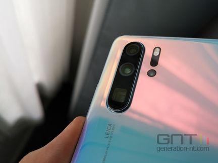 Huawei P30 Pro capteur photo