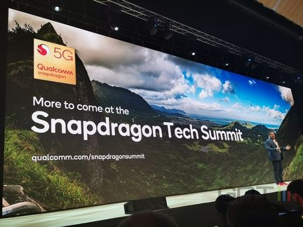 Qualcomm Snapdragon Techsummit 2019