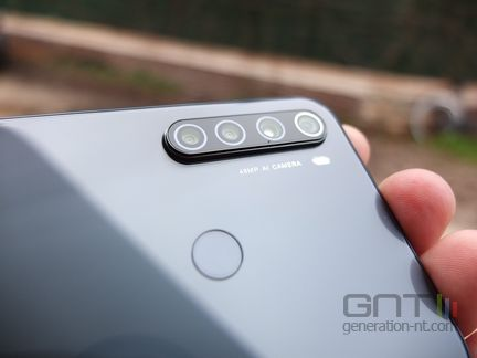 Redmi Note 8T capteur photo