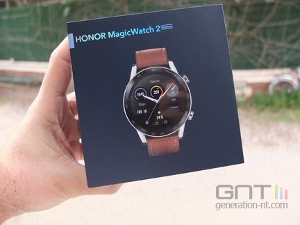 Honor MagicWatch 2 packaging
