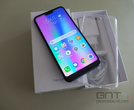 Honor 10 packaging 02