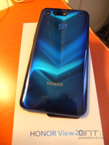 Honor View 20 dos