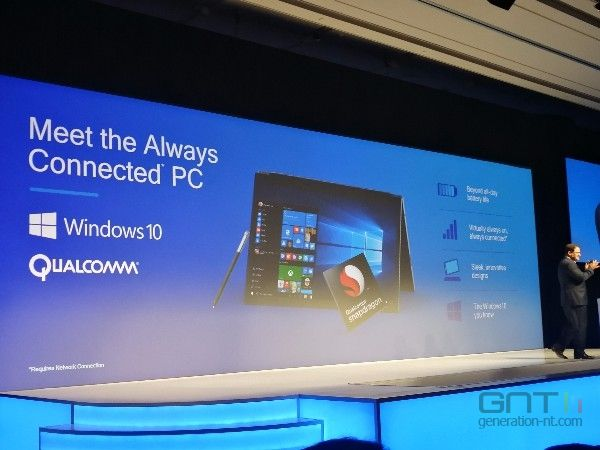 Windows 10 ARM Qualcomm