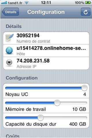 1and1 Serveur Cloud App 02