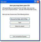 1st AutoRun Express : créer des AutoRun personnalisés