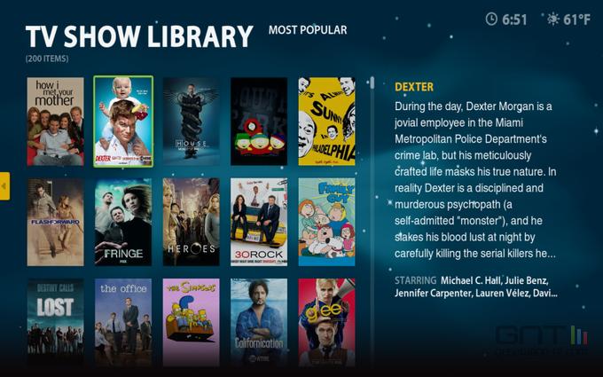 2-Boxee_Beta_TVShow Library