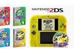 2DS Pokemon anniversaire 20 ans