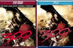 300 le film  HDDVD BluRay