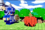 3D Dot Game Heroes - 1