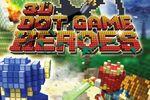 3D Dot Game Heroes - Logo