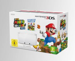 3DS bundle super mario 3d land