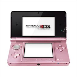 3DS Misty Pink - 1