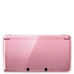 3DS Misty Pink - 2