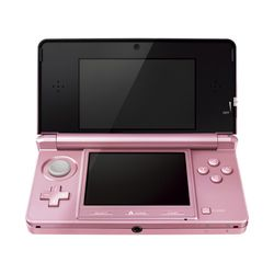 3DS Misty Pink - 3