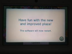 3DS - update firmware