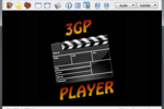 3GP Player : un lecteur rustique pour lire les formats 3GP sur PC
