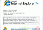 49 - About Internet Explorer
