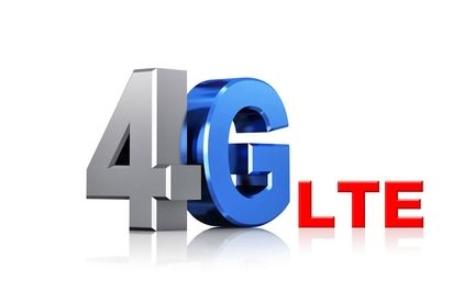 4G LTE logo