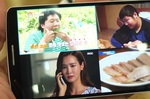 4G multiview