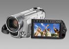 7 caméscopes à dd ou cartes mémoires FS100 FSL LCD