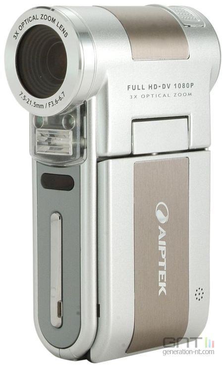 7 caméscopes à dd ou cartes mémoires Z500hd