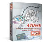 A4DeskPro : un logiciel pour s'offrir un site web en Flash
