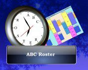 ABC Roster logo