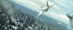 Ace Combat Assault Horizon - 1