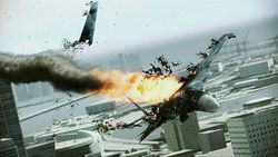 Ace Combat : Assault Horizon - 4