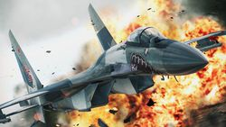 Ace Combat Assault Horizon - 4