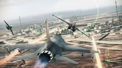 Ace Combat : Assault Horizon - 5