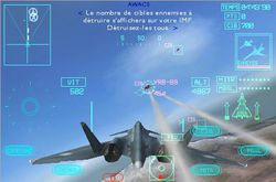 Ace Combat Xi iPhone 01