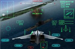 Ace Combat Xi iPhone 03