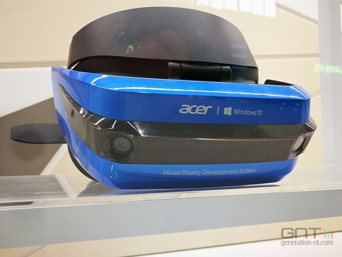 Acer casque Windows Mixed Reality