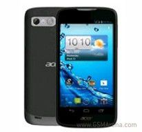 Acer Liquid Gallant Duo noir