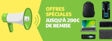 acer offres speciales