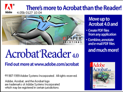 Acrobat Reader screen2