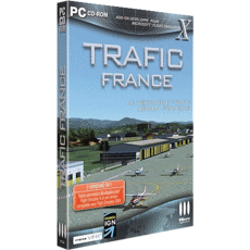 Add-on pour FS X  Trafic France