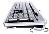 Adesso AKB-636UB : un clavier PC au look rétro