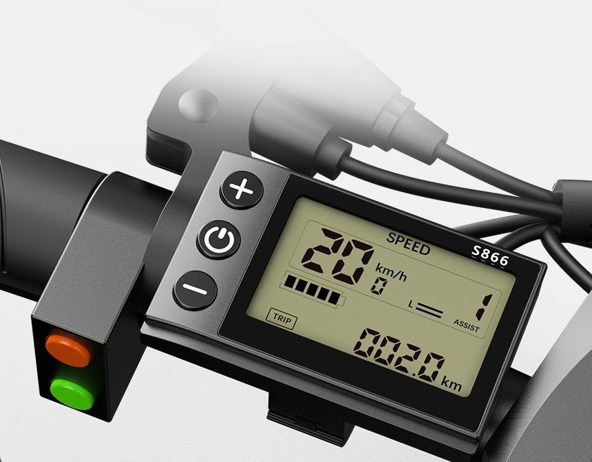 ADO A20 - Vélo compteur électronique