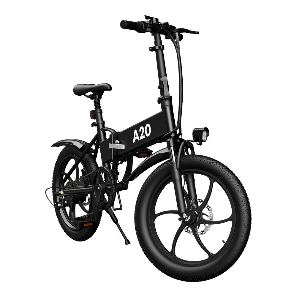 ADO A20 - Vélo présentation 3