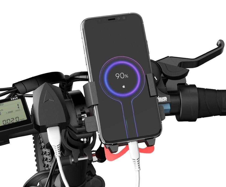 ADO A20 - Vélo support smartphone