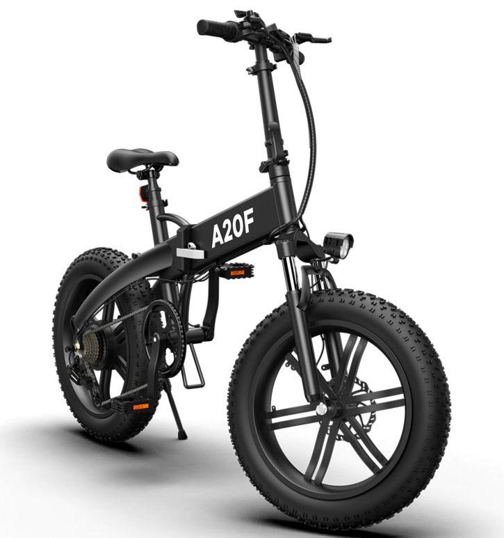 ADO A20F - Vélo présentation 3