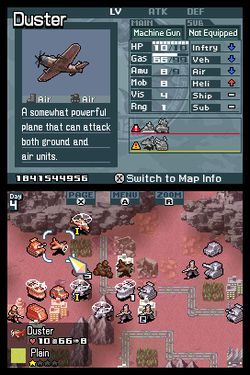 Advance Wars Dark Conflict   Image 1