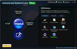 Advanced SystemCare Utilitaires